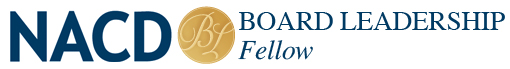 NACD BL Fellow Badge